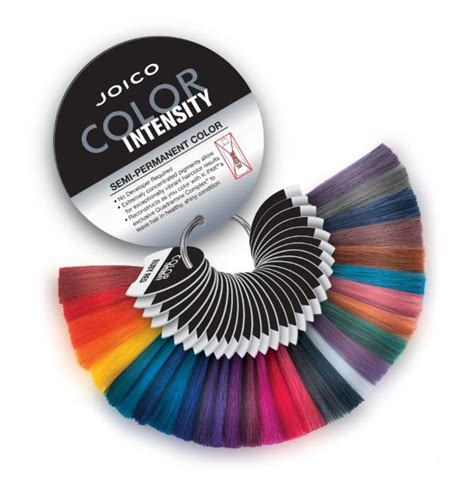 Color Intensity Swatch Ring (30 shades)   SALON TOOLS