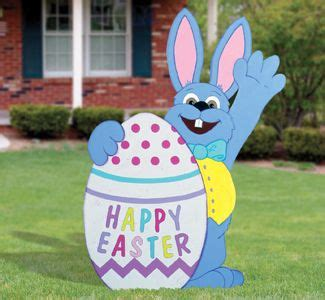 Easter Bunny Artist Yard Woodworking 17 Best Images About Easter Decorations On