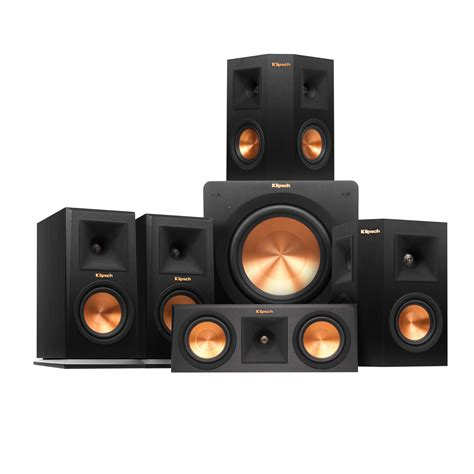 rp 150 reference premiere home theater system klipsch
