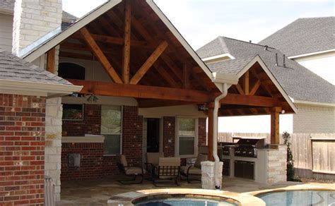 Gable Patio Designs Patio Cover Gable Patio Cover