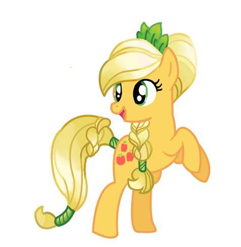 applejack images crystal applejack by schnuffitrunks on deviantart