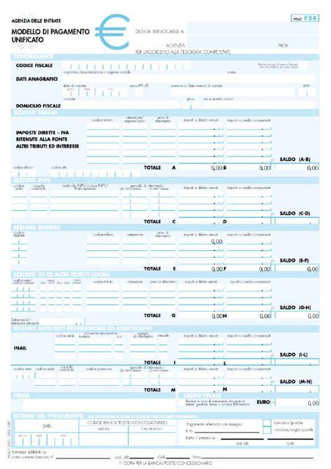 modulo delega cassetto fiscale f24 come si compila tutte le informazioni utili