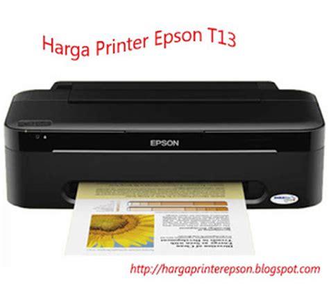 reset printer epson t13 infus daftar harga printer epson 2018 warna sahabat