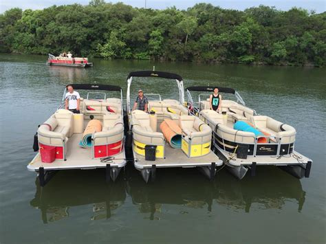 pontoon boats rental lake travis best lake travis boat rentals