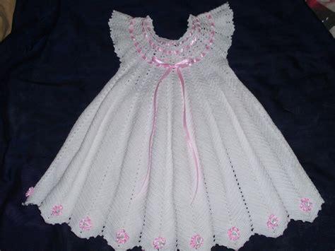 vestidos para bebes de tejido ni 241 o en casa hermosos vestidos para ni 241 as tejidos a crochet
