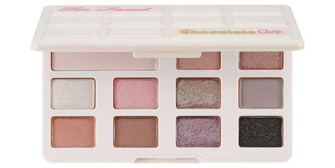 Faced Matte Chocolate Chip Original faced white matte chocolate chip eyeshadow palettes for 2017 beautyediter