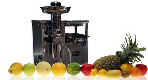 Alat Cold Pressed Juicer technology