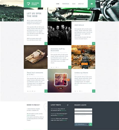 video website layout ideas modern website layout designs for inspiration 22 exles