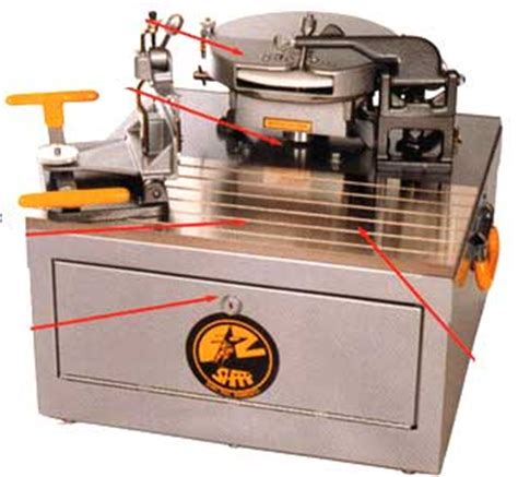 Ice Skate Sharpening Machines For Ice Hockey Skates