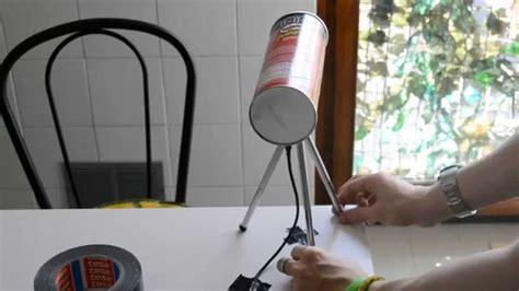 guida potenziare segnale wifi con tubo pringles