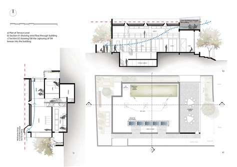 section and plan gallery of ksm architecture studio ksm architecture 33