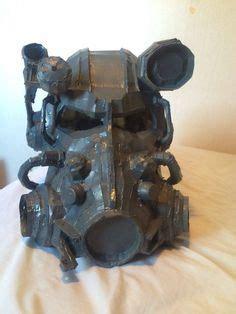 Fallout 3 Motorrad Bauen by Die Besten 25 Pepakura Helmet Ideen Auf