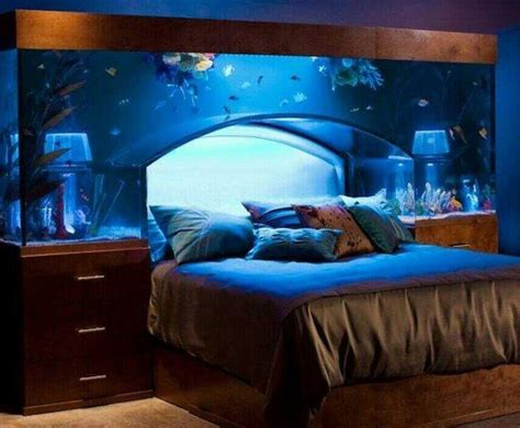 most amazing bedrooms the world s most astonishing aquarium art