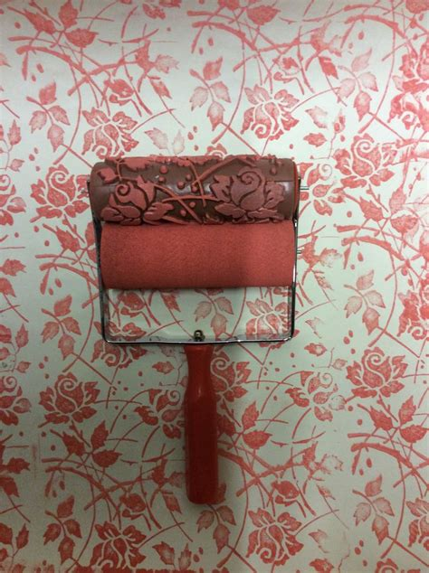 pattern paint roller brush uk 17 best images about patterned paint rollers print