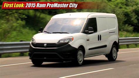 ram test utility look 2015 ram promaster city cargo testdriven tv