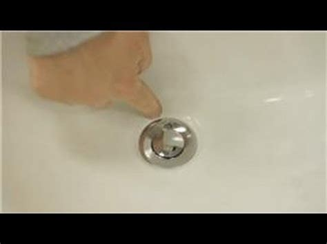 how do you take the drain out of a bathtub sink maintenance how do i remove a sink pop up drain