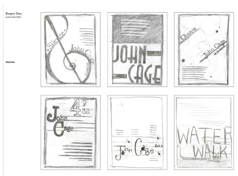 layout and composition typography poster sketches i by bezmo on deviantart