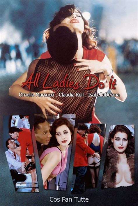 così fan tutte 1992 all ladies do it 1992 posters the movie database tmdb