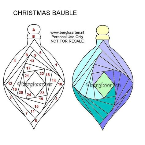 printable folding ornaments 17 best images about iris folding patterns on pinterest