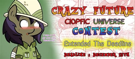 contest 2014 deadline future fic contest extended the deadline by