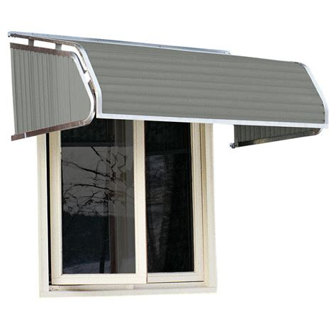 aluminum window awnings for home nuimage series 4500 aluminum window awning aluminum