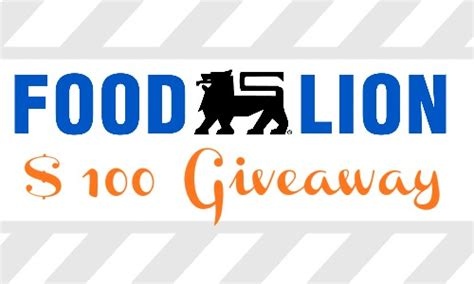 Food Lion Giveaway - food lion mvp coupon hub giveaway 4 winners southern savers