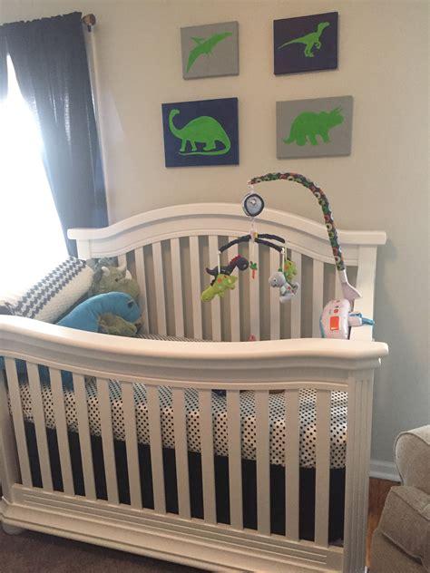 dinosaur nursery  baby  project nursery