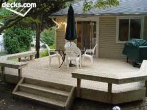 Floor Plans With Wrap Around Porches deck i like the bench seating all the way around though