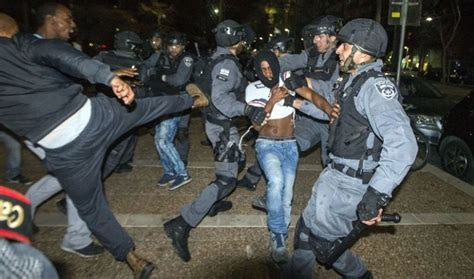 nigger violence racist violence in israel mary scully reports