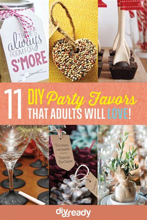 party themes diy 11 diy party favor ideas diy ready