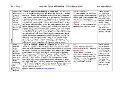 new year lesson plan year 3 weather termly plan for year 3 by amybonello
