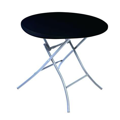 lifetime tables home depot lifetime black folding table 80351 the home depot
