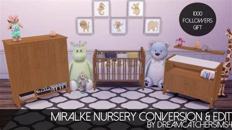 Little Mermaid Bedroom Decor miralke nursery conversion at dreamcatchersims4 187 sims 4