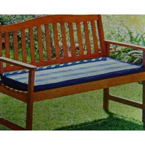 4 foot bench cushion telfire trading selling 4 foot garden bench cushion blue