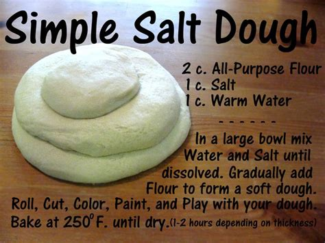 best 25 salt dough ideas on pinterest