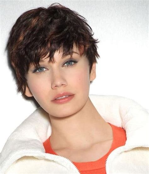 edgy haircuts round faces 20 inspirations of edgy short haircuts for round faces