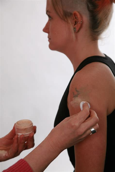 tattoo makeup uk tattoo coverup pictures case studies showing how to hide