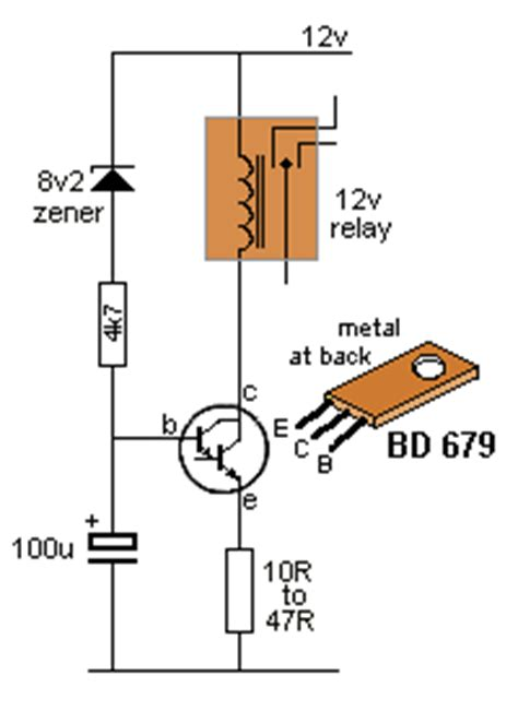 cut in voltage of diode low voltage cut out circuit ideas overclockers australia forums