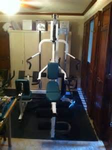 500 obo home weight machine by pacific fitness now