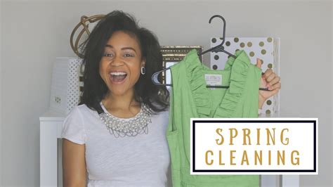 spring cleaning my closet youtube how to spring clean out your closet youtube