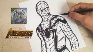 tutorial menggambar hulk preview how to draw thor avengers infinity war