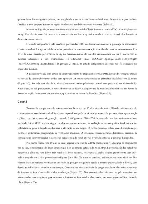 Artigo relato de caso