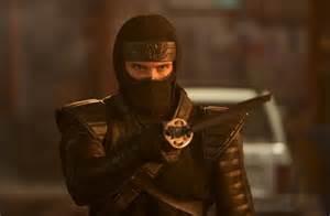 Ex Machina Director ninja kiai kick