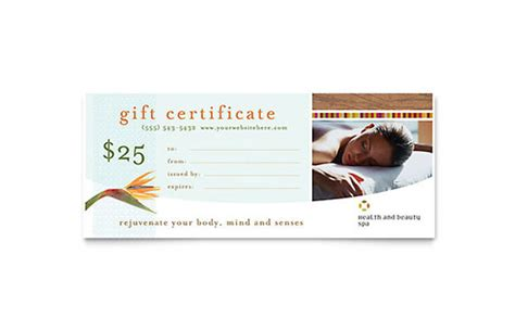 indesign certificate templates gift certificate templates indesign illustrator publisher