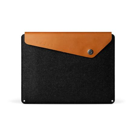 Macbook Pro With Touch Bar 13 3 Leather Flip Casing Cover Sarung mujjo macbook pro 13 with touch bar genuine leather sleeve black