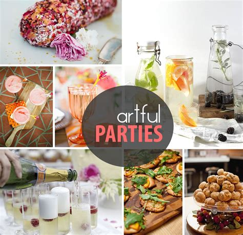 entertaining ideas 5 party tips for easy artful entertaining
