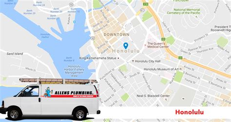 Commercial Plumbing Honolulu by Honolulu Plumber Hydrojetting Water Heater Services