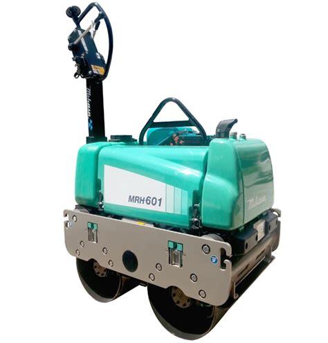 elite tools construction equipment vibration mikasa vibration roller mrh  ds