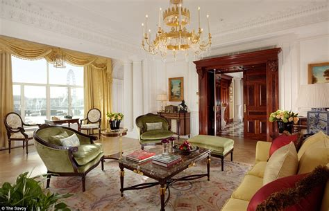 Two Bedroom Suites In New York by The Most Expensive Hotel Suites In The Uk Daily Mail Online