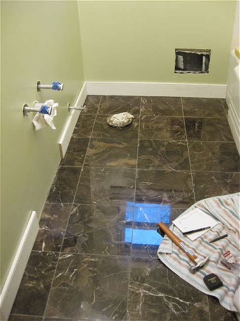 bathroom trim ideas bathroom renovation how to install baseboards trim